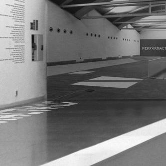 Performactions exhibit