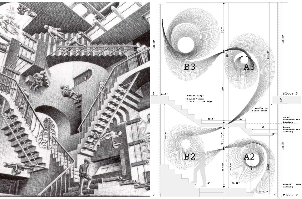 Relativity-1953-MCEscher